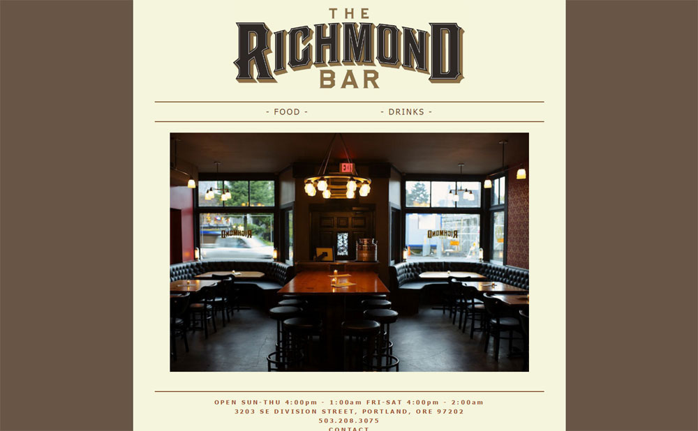 Richmond Bar